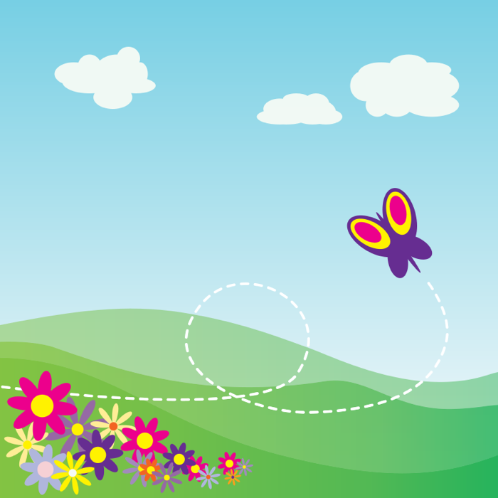Free graphics of butterflies. Outside clipart animated nature