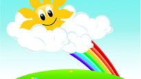 Beautiful clipart spring. The sunny day song