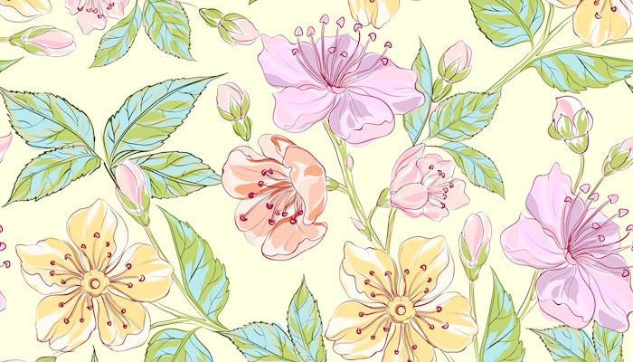 free clip art. Beauty clipart spring