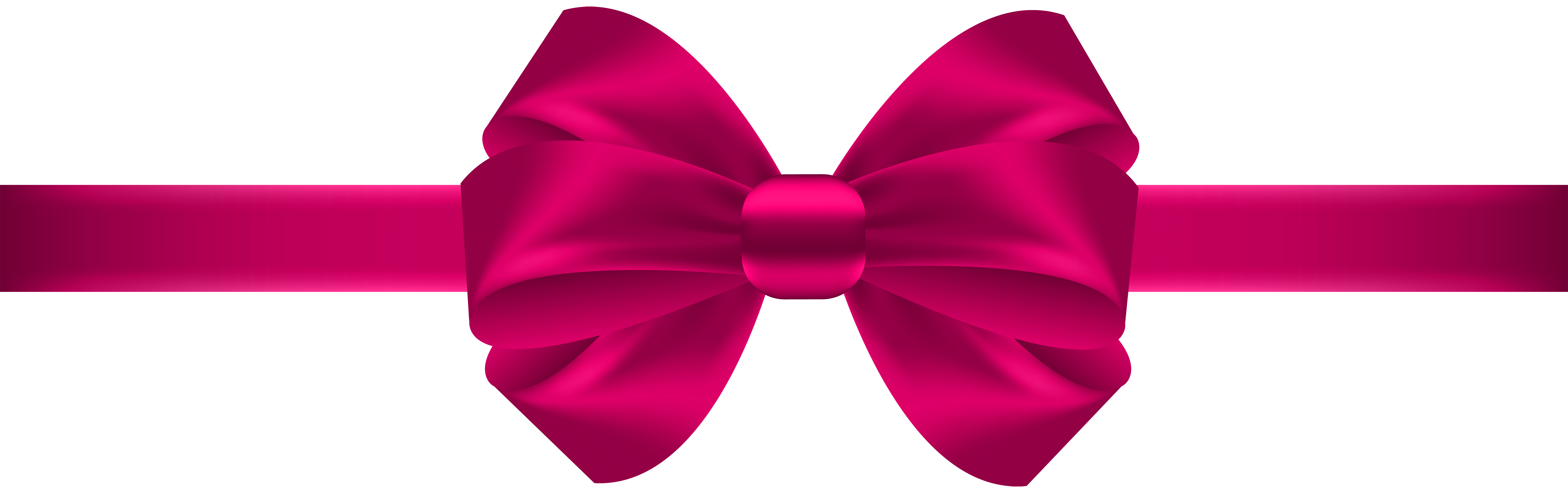 Bow transparent png clip. Hair clipart pink