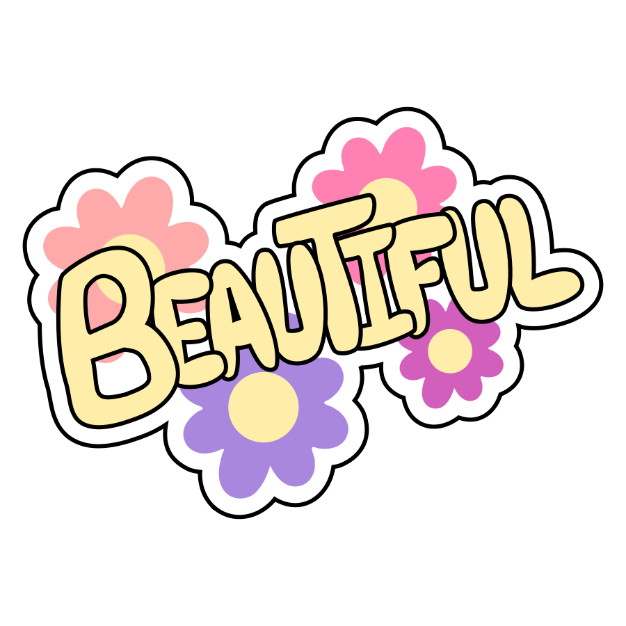 Clipground. Beautiful clipart vector