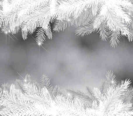 Free background and vector. Beautiful clipart winter