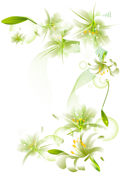 Res flowers by hanabell. Beautiful flower png