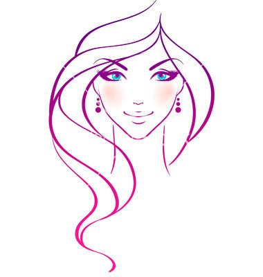 Cosmetology clipart beautiful woman. Free beauty cliparts download