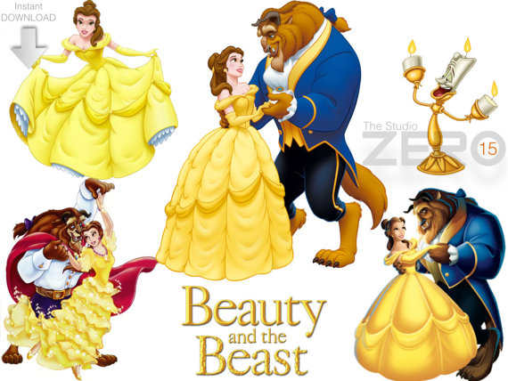 Belle clipart mirror.  disney beauty and