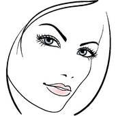 Beauty clipart beauty face. And stock panda free