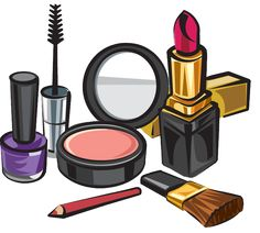 best images in. Cosmetology clipart makeup item