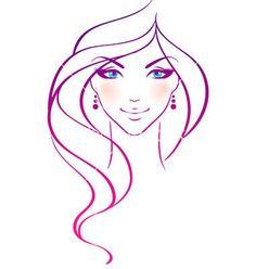 Beauty clipart beauty salon. Parlour model station