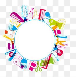 Beauty clipart beauty salon. Salons mirror hairdresser png