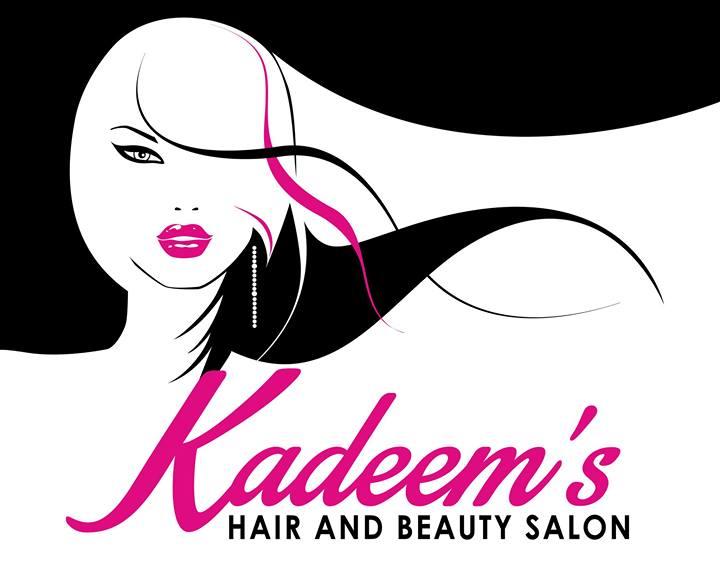 Beauty clipart beauty salon. Kadeem s hair and