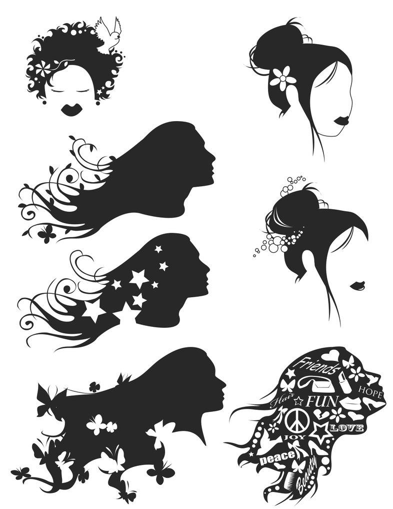 Beauty clipart beauty school. Logos by natashahill on