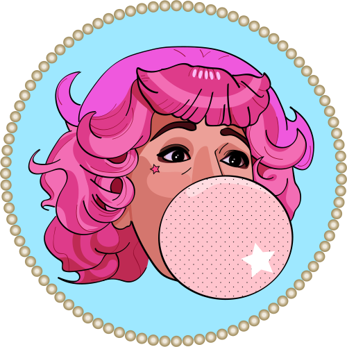 Beauty clipart beauty school. Grease dropout tumblr