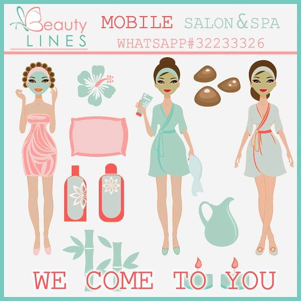 Beauty clipart beauty service. Home description de limage