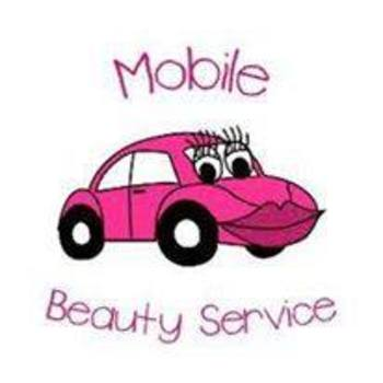 Salon nails and mobile. Beauty clipart beauty service