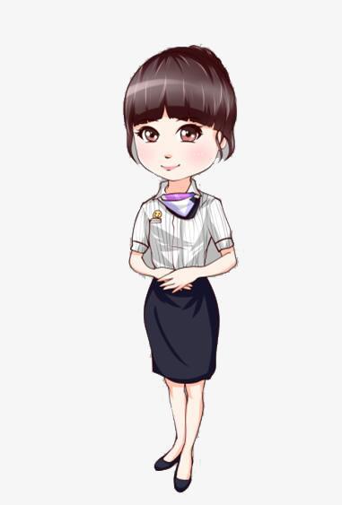 Customer sister cartoon cute. Beauty clipart beauty service