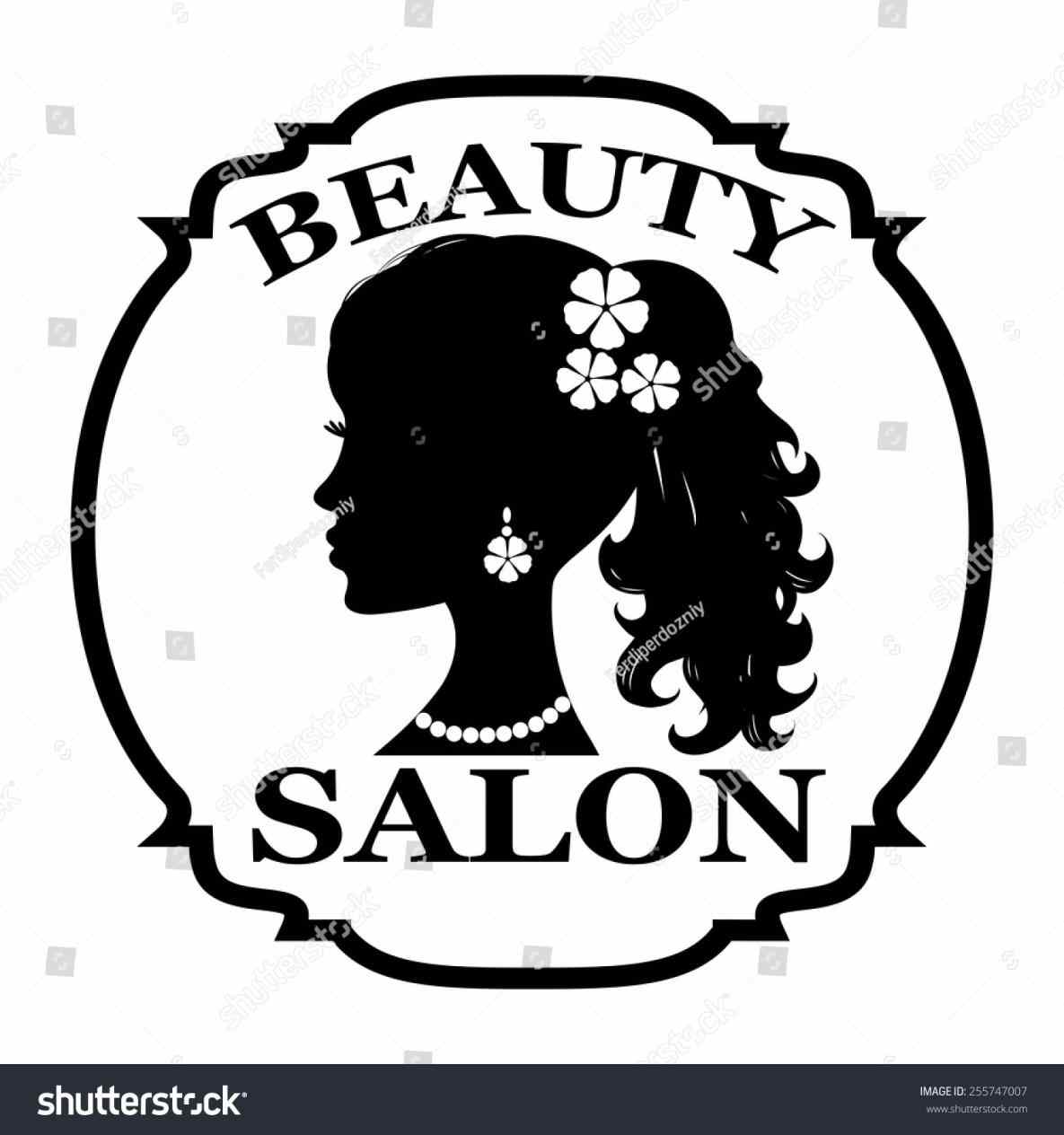 Beauty clipart beauty shop. Barber salon bg design