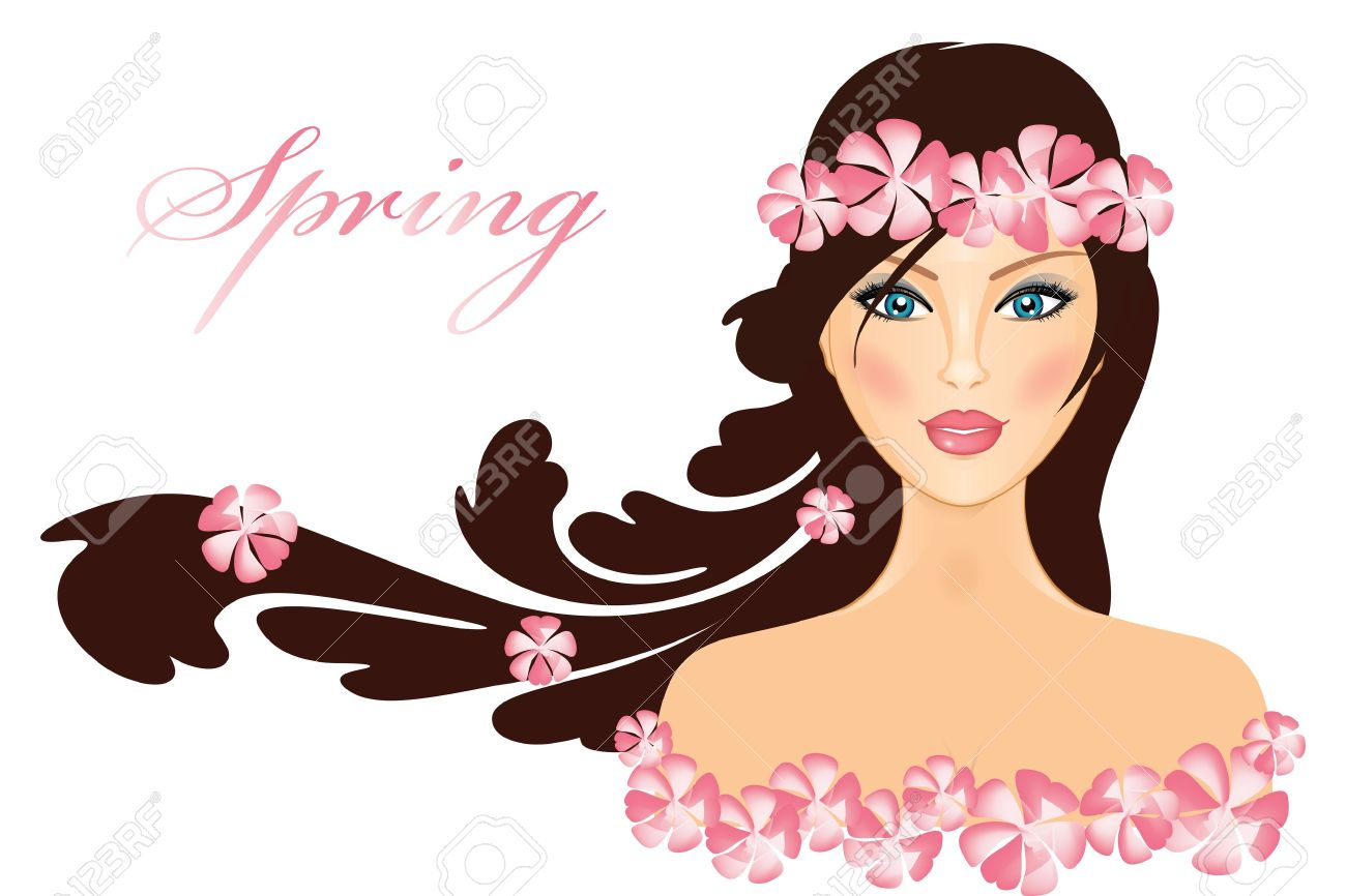 Beauty clipart beauty therapy. Clip art