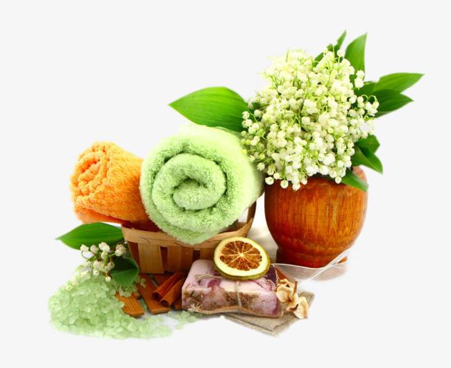 Beauty clipart beauty treatment. Spa treatments soap flowers