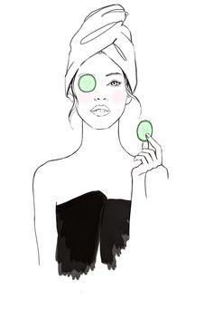 Perfume illustration fashion fragrance. Beauty clipart beauty treatment