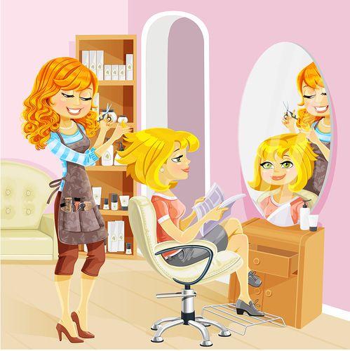 best salon spa. Beauty clipart beauty treatment