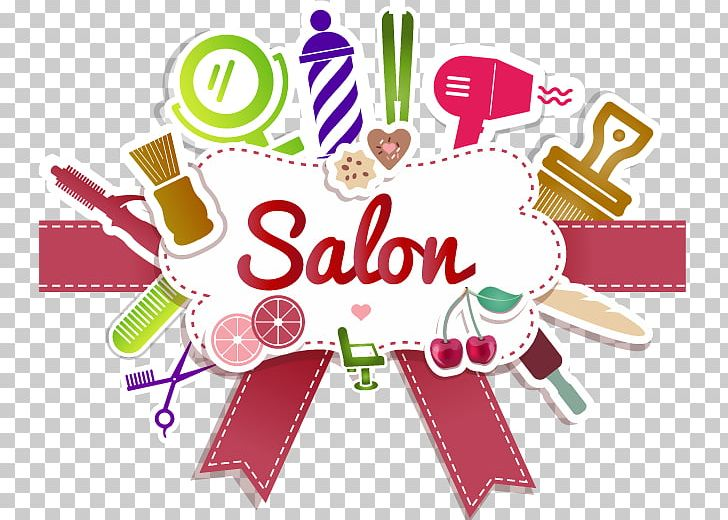 Parlour hairstyle spa png. Beauty clipart day