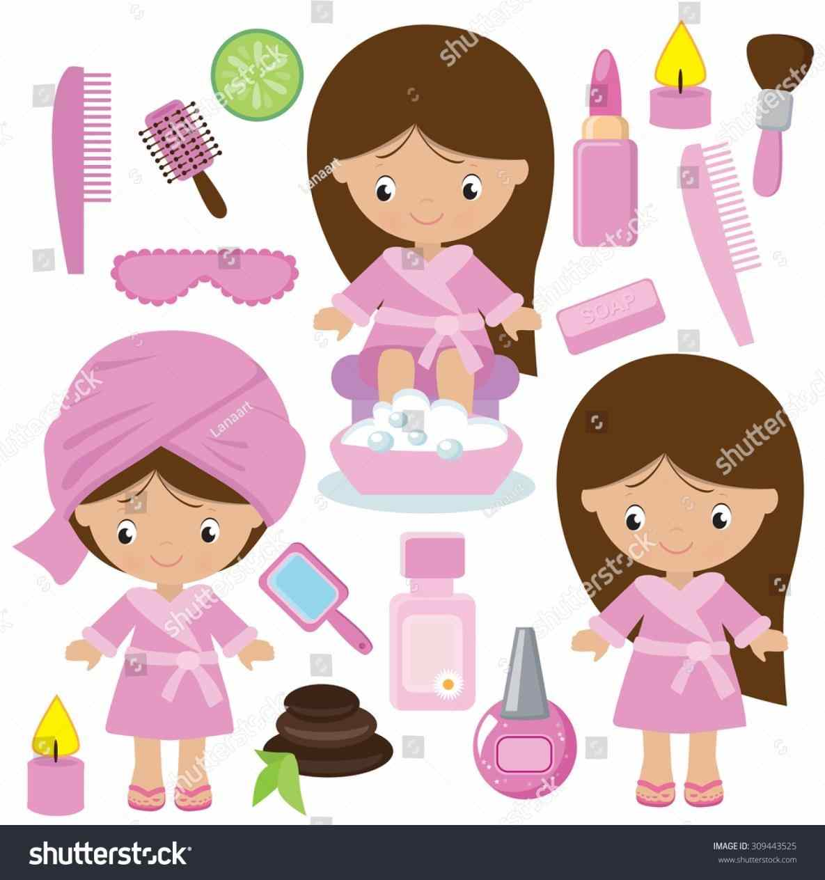 Beauty clipart day. For scrapbooking card making
