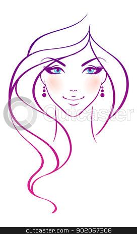 Clip art free panda. Beauty clipart feminine