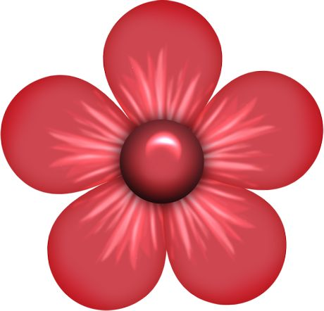 Beauty clipart flower.  best spring flowers