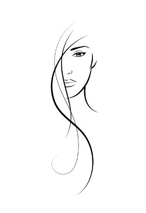 Beauty clipart hair design.  best salon spa