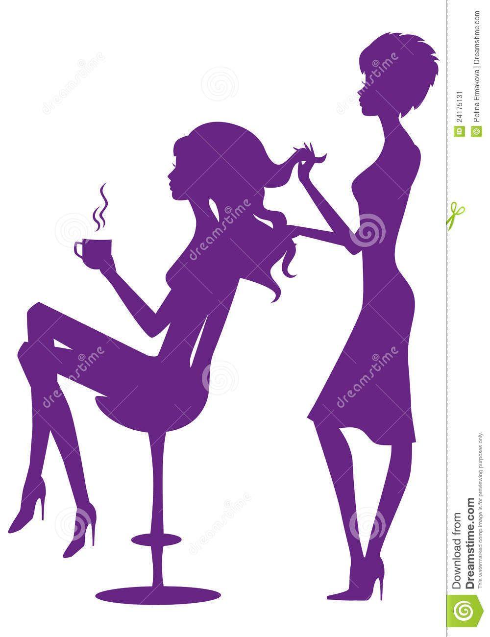 Beauty clipart hair stylist. Salon clip art jpg
