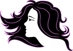 Salon free clip art. Beauty clipart hair stylist