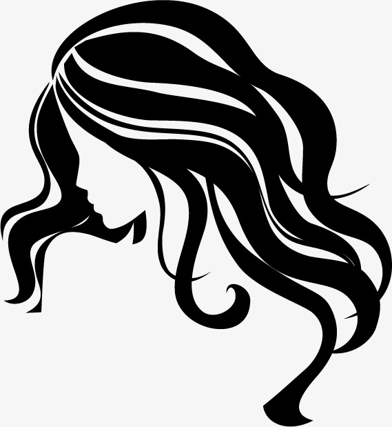 Simple drawings poster design. Beauty clipart line art