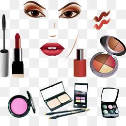 Png vectors psd and. Beauty clipart makeup