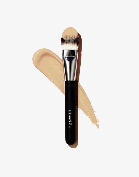 Beauty clipart makeup brush. Chanel liquid foundation festival