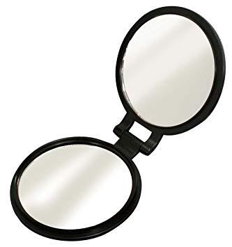 Beauty clipart mirror. Amazon com double sided