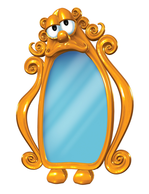 Veggietales wiki fandom powered. Beauty clipart mirror
