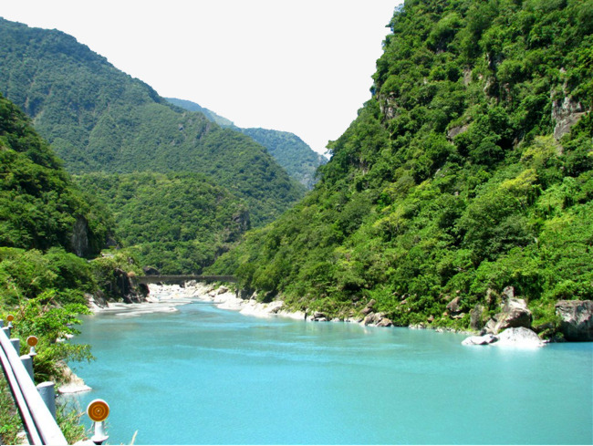Beauty clipart natural beauty. Taiwan hualien water cliff