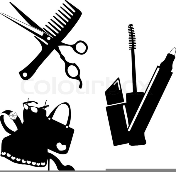 Beauty clipart tool. Salon free images at