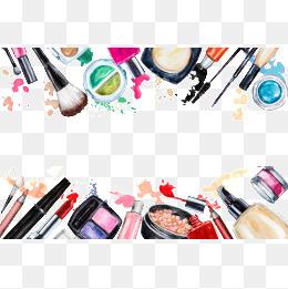 Beauty clipart tool. Makeup png vectors psd