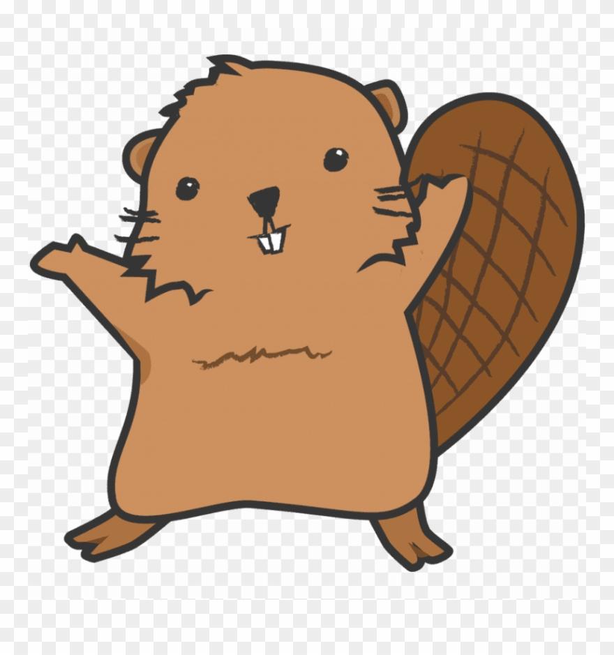 Beaver clipart. Free png images transparent