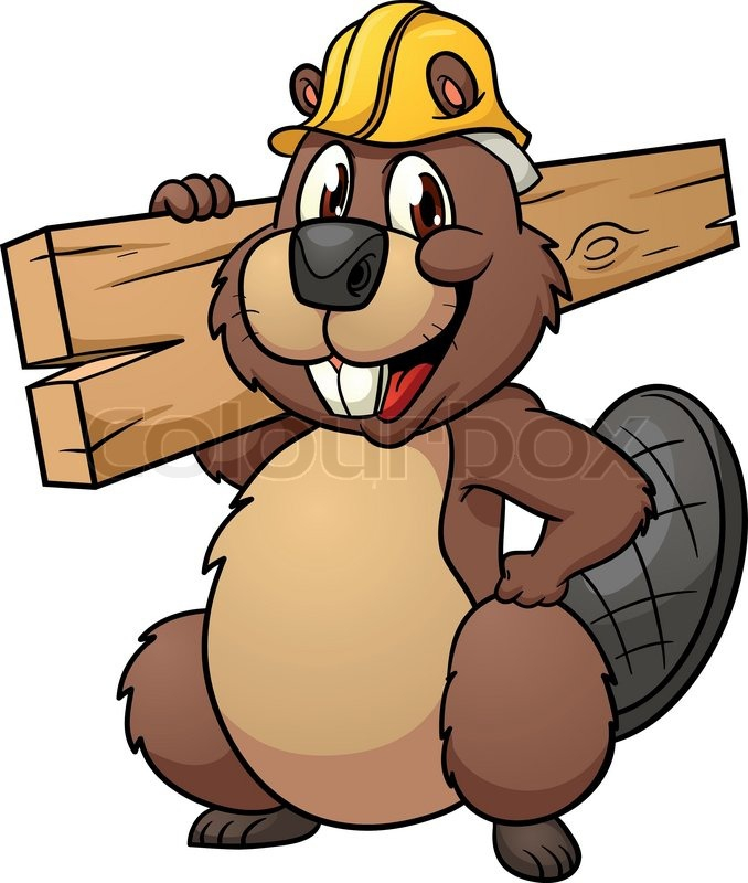 Embed codes for your. Beaver clipart animated
