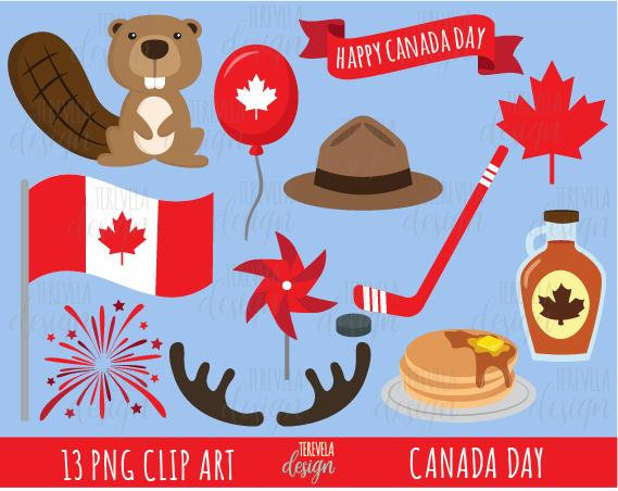 Beaver clipart canada july.  sale day maple