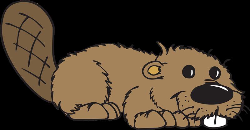 I love to grind. Groundhog clipart kawaii