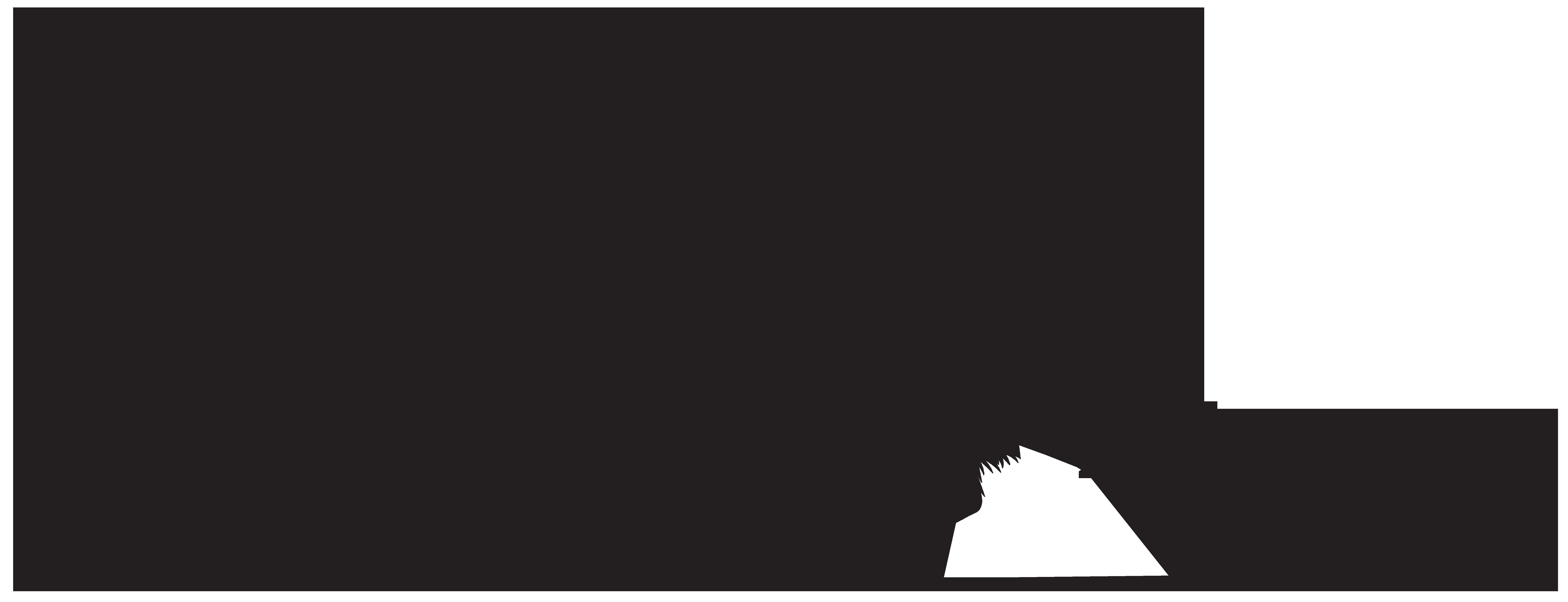 Silhouette png clip art. Beaver clipart transparent background