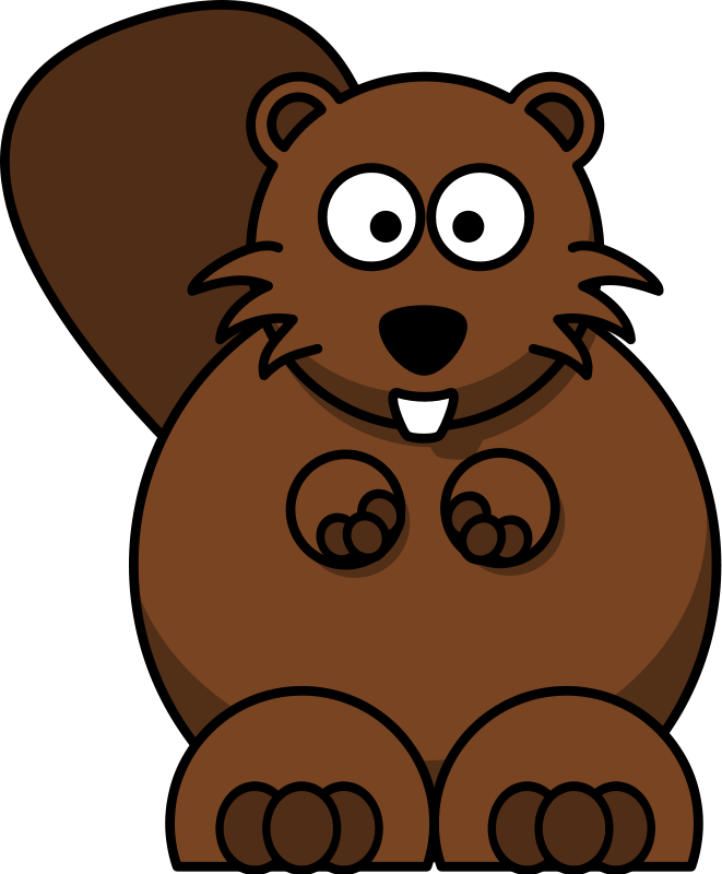 Beaver clipart transparent background. Png images free download