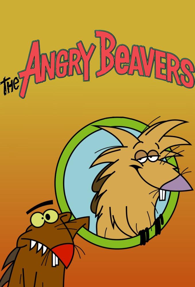 The angry beavers season. Beaver clipart zealous