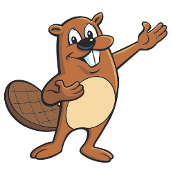 Low anxiety it bothers. Beaver clipart zealous