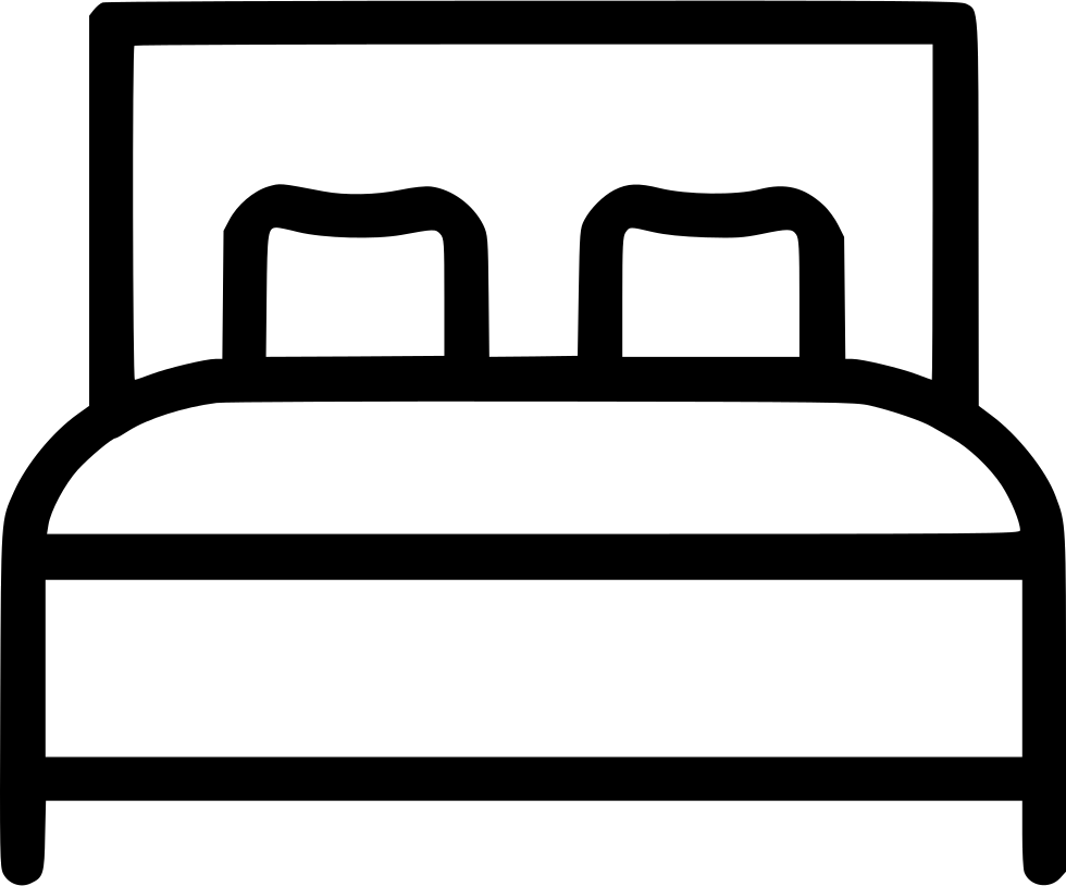 Bed clipart. Cliparts for free bedroom