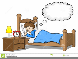 Funny free images at. Bed clipart animated