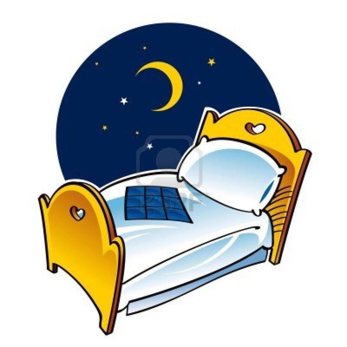 Night clipart night bed. Pin by chrisele nelson